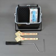 小規模_コンクリート床(2液油性)用品セット
