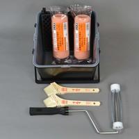 コンクリート床(2液油性)用品セット