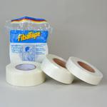 ジョイント用テープの使い方(石膏ボード) ファイバーガラステープ
