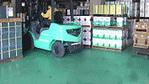 床用塗料 既設塗膜の見分け方 コンクリート床用塗料